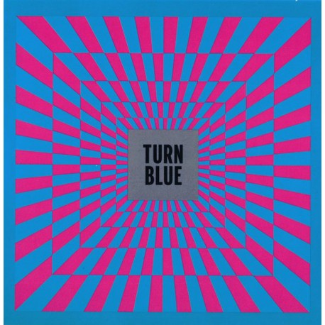 "BLACK KEYS ""Turn Blue"" CD Digipack."