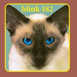 """BLINK-182 """"Cheshire Cat"""" CD."""