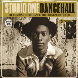 """VV.AA. """"Studio One: Dancehall"""" 3LP."""