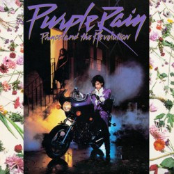 "PRINCE ""Purple Rain"" LP"