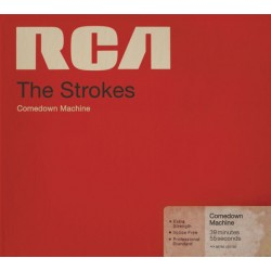 "STROKES ""Comedown Machine"" CD."