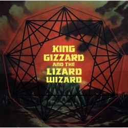 "KING GIZZARD AND THE LIZARD WIZARD ""Nonagon Infinity"" LP"