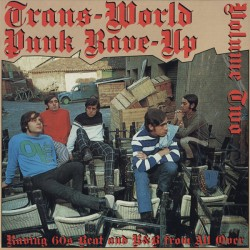 "VV,AA. ""Trans-World Punk Rave-Up Vol.2"" LP."