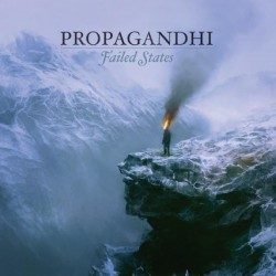 "PROPAGANDHI ""Failed States"" LP."