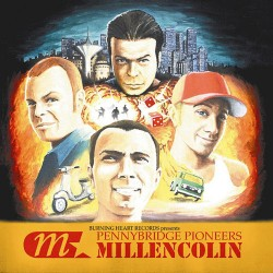 "MILLENCOLIN ""Pennybridge Pioneers"" LP."