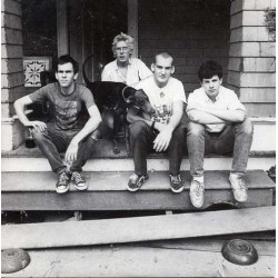 "MINOR THREAT ""First Demo Tape"" SG 7""."