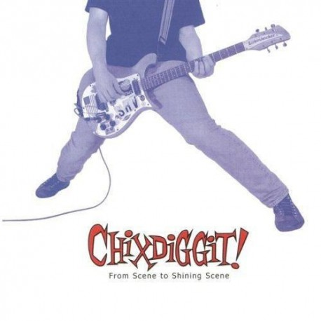 "CHIXDIGGIT! ""From Scene To Shining Scene"" LP."