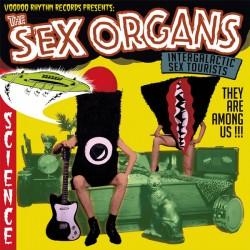 """SEX ORGANS """"Intergalactic Sex Tourists"""" LP."""