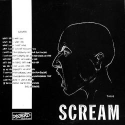 """SCREAM """"Still Screaming"""" LP."""