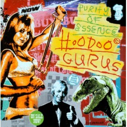 "HOODOO GURUS ""Purity Of Essence"" CD."