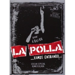 "LA POLLA RECORDS ""Vamos Entrando"" DVD + CD."