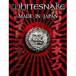 "WHITESNAKE ""Made In Japan"" DVD."