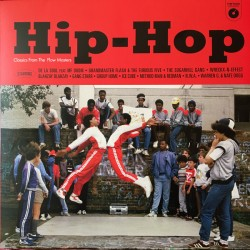"VV.AA. ""Hip-Hop Classic From The Flow Masters"" LP."