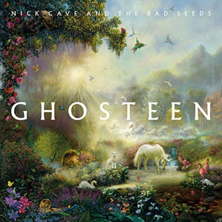 "NICK CAVE & THE BAD SEEDS ""Ghosteen"" 2CD."