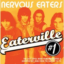 """NERVOUS EATERS """"Eaterville Vol.1"""" LP."""