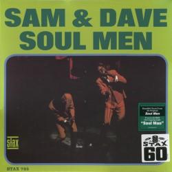 """SAM & DAVE """"Soul Men"""" LP."""