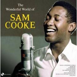 "SAM COOKE ""The Wonderful World Of Sam Cooke"" LP."