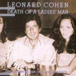 """LEONARD COHEN """"Death Of A Ladies' Man"""" LP."""