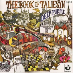 "DEEP PURPLE ""The Book Of Taliesyn"" LP."