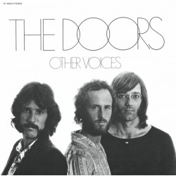 "DOORS ""Other Voices"" LP."