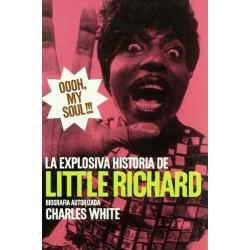 """LITTLE RICHARD """"La Explosiva Historia De Little Richard"""" Libro."""