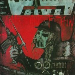 "VOIVOD ""War And Pain"" LP."