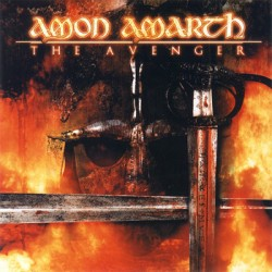 "AMON AMARTH ""The Avenger"" LP."