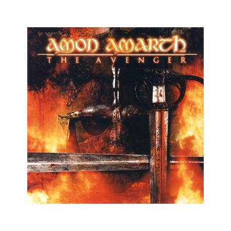 "AMON AMARTH ""The Avenger"" LP."