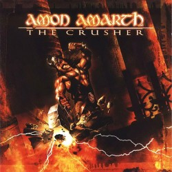 "AMON AMARTH ""The Crusher"" LP."