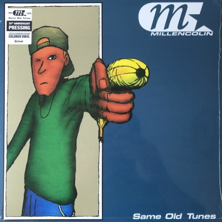 "MILLENCOLIN ""Same Old Tunes"" LP Color Lmtd."