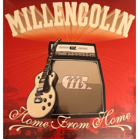 """MILLENCOLIN """"Home From Home"""" LP."""
