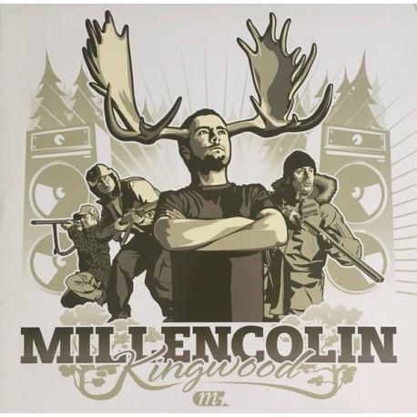 "MILLENCOLIN ""Kingwood"" LP."
