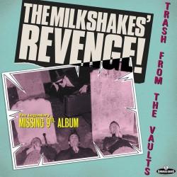 """MILKSHAKES """"The Milkshake's Revenge!"""" LP."""