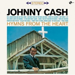 "JOHNNY CASH ""Hymns From The Heart"" LP"