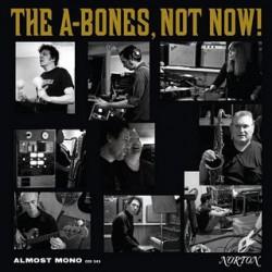 "A-BONES ""Not Now!"" LP."