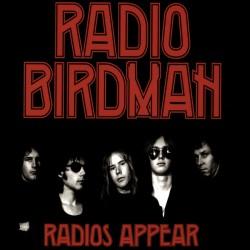 """RADIO BIRDMAN """"Radios Appear"""" LP."""
