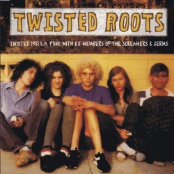 """TWISTED ROOTS """"S/t"""" LP."""