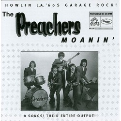 "PREACHERS ""Moanin'"" LP."