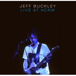 "JEFF BUCKLEY ""Live At KCRW"" LP."