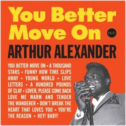 "ARTHUR ALEXANDER ""You Better Move On"" LP"