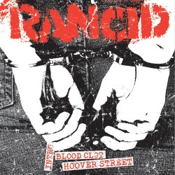 "RANCID ""Life Won't Wait - Part 1"" SG 7""."
