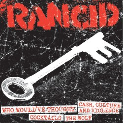 "RANCID ""Life Won't Wait - Part 4"" SG 7""."