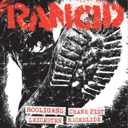 "RANCID ""Life Won't Wait - Part 3"" SG 7""."