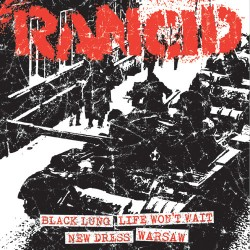 "RANCID ""Life Won't Wait - Part 2"" SG 7""."