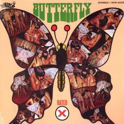"""BLOWFLY """"Butterfly"""" LP."""