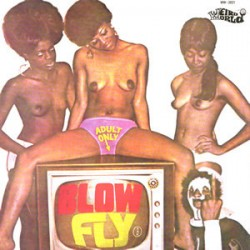 "BLOWFLY ""Blowfly On TV"" LP."
