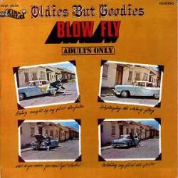 """BLOWFLY """"Oldies But Goodies"""" LP."""