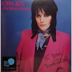 """JOAN JETT & THE BLACKHEARTS """"I Love Rock'n'Roll"""" LP."""