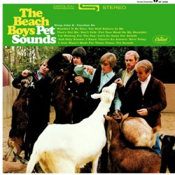 "BEACH BOYS ""Pet Sounds"" LP Stereo"