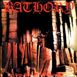 "BATHORY ""Under The Sign Of The Black Mark"" LP."